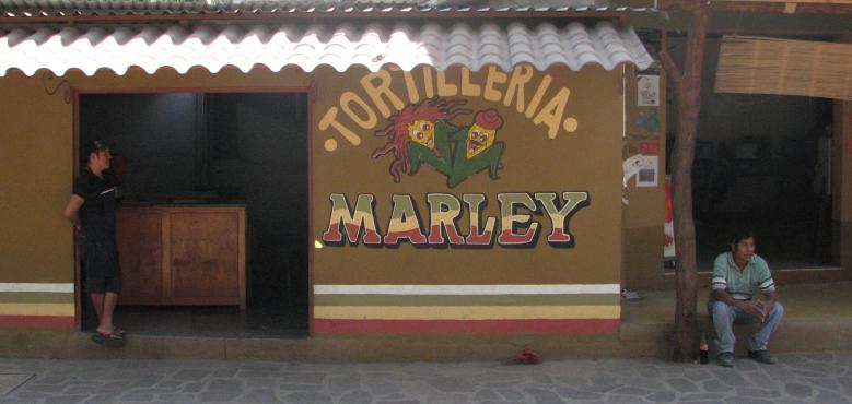mazunte tortilleria