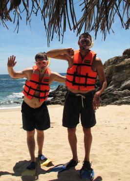 Puerto Angel Snorkel