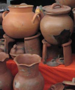 Benito Juarez Market Puerto Escondido Pottery