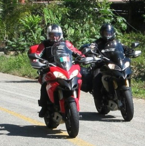 FMK Mexico Ducati Tour