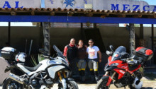 FMK Mexico Motorcycle Tour