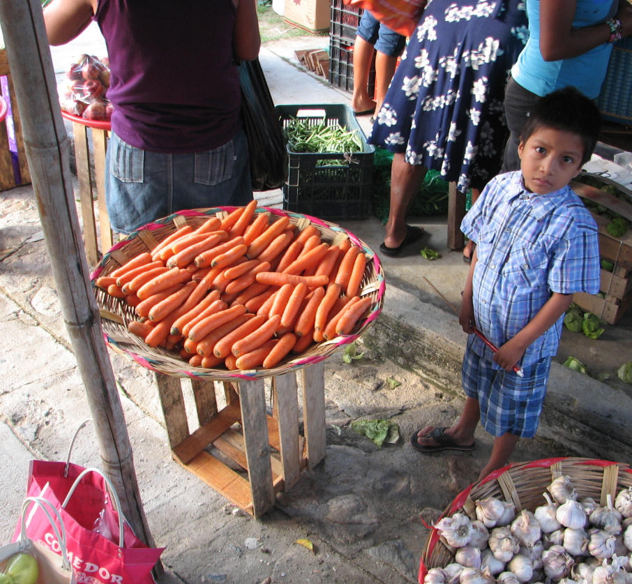 Market day Huatulco