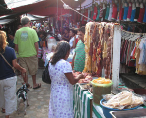 Santa Domingo Sunday Mercado Oaxaca Puerto Escondido