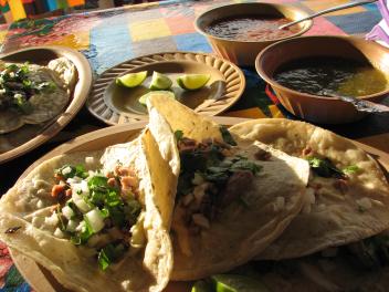 tacos puerto escondido oaxaca