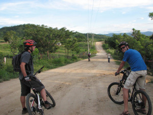 mountain biking oaxaca coast